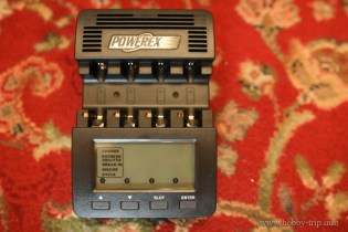 Charger Powerex MH-C9000