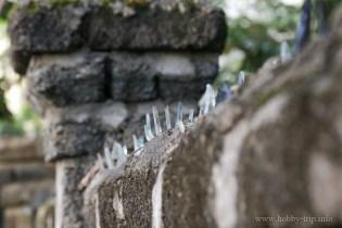 Охрана на оградата 2 - Кута, Бали