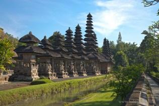 Taman Ayun temple - около Убуд, Бали
