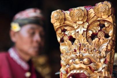 Музикант в Индонезия