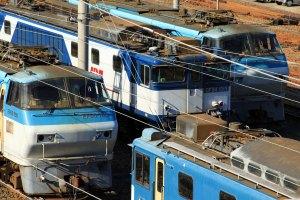 機関車特集