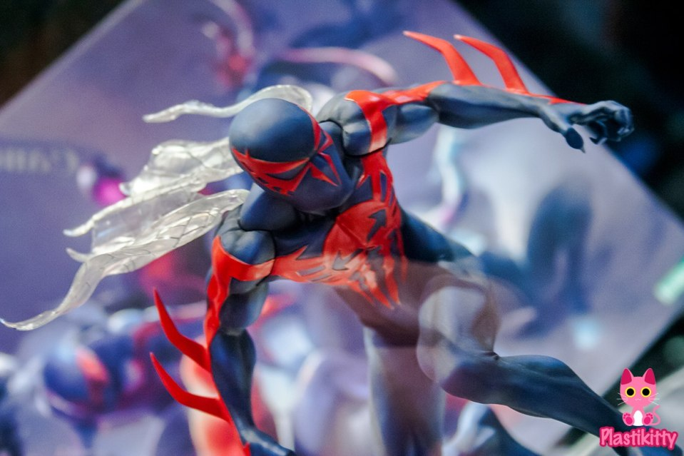 Spider-Man Toy Fair 2017