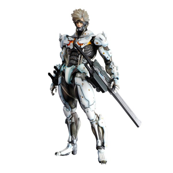 Play Arts Kai Raiden 1