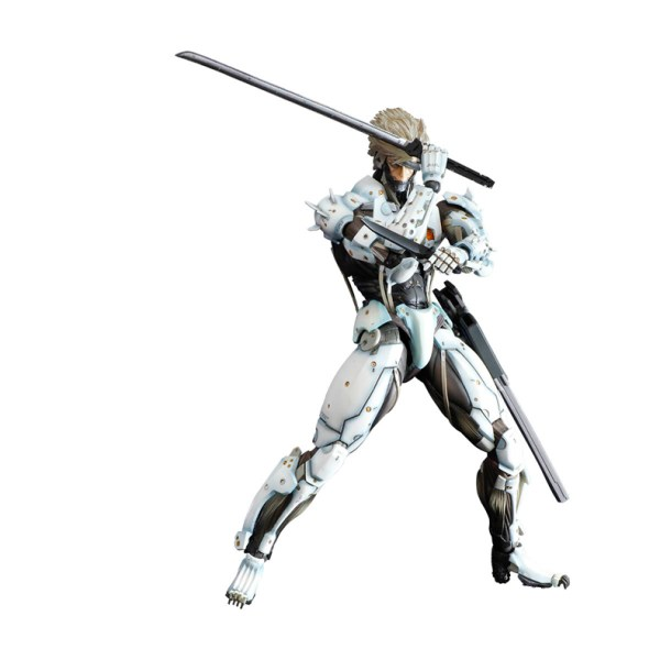 Play Arts Kai Raiden 5