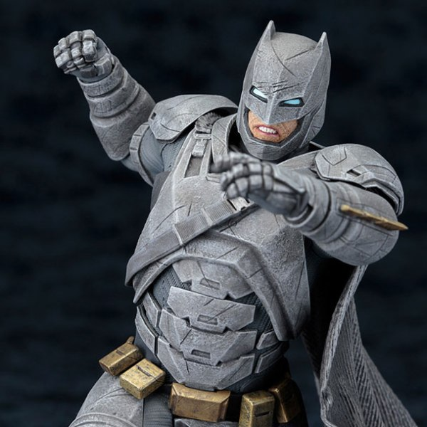 Kotobukiya Dawn of Justice Barman