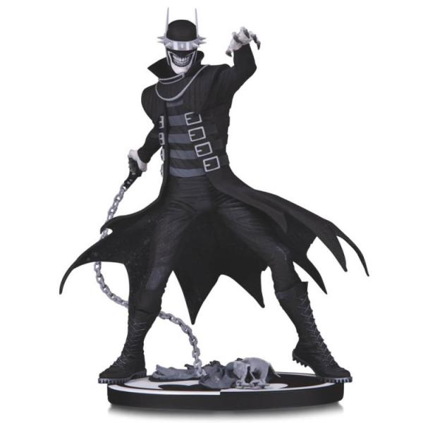 Картинки по запросу Batman B&W Statues - Batman Who Laughs By Jonathan Matthews