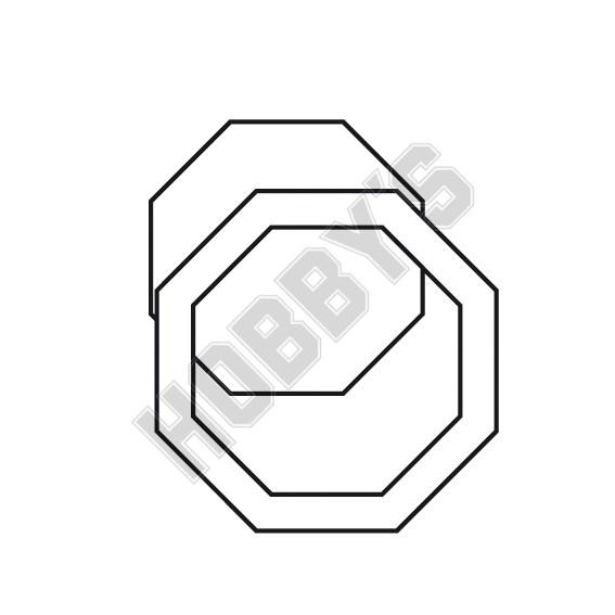 3d Octagon Template. 3d octagon stock photos royalty free images ...