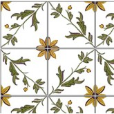 Tile Sheet - Green/Brown/White
