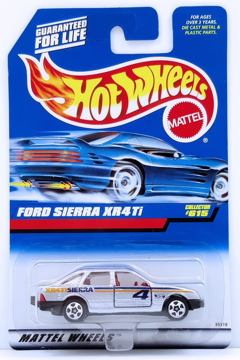 Ford Sierra XR4Ti Model Cars HobbyDB