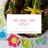 Onze etsy shop 'Hobbydingen' I We sell on etsy! -- www.hobbydingen.wordpress.com