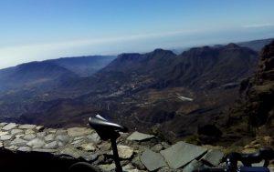 Picos de las Nieves beklimming in Gran Canaria