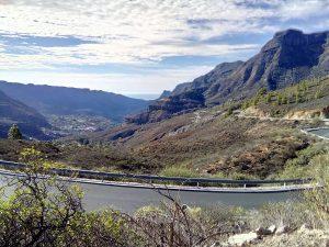 fietsen op Gran Canaria