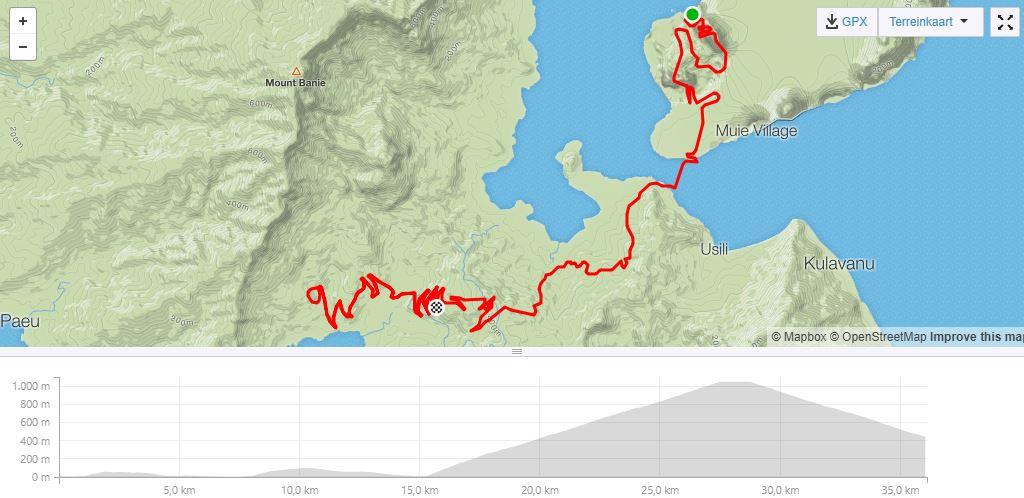 Rit 6 van de Tour du Zwift met de geliefde Alpe du Zwift