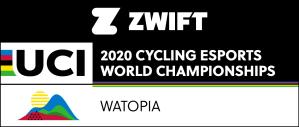 UCI WK wierennen esports 2020 - Zwift