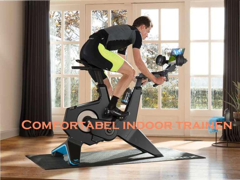 Comfortabel indoor trainen - enkele tips