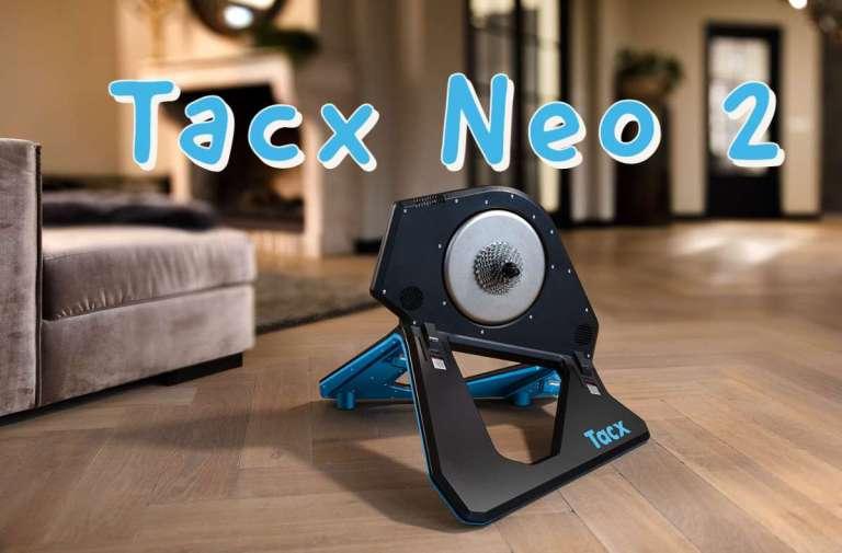 Tacx Neo 2 - Interactieve Smart Trainer