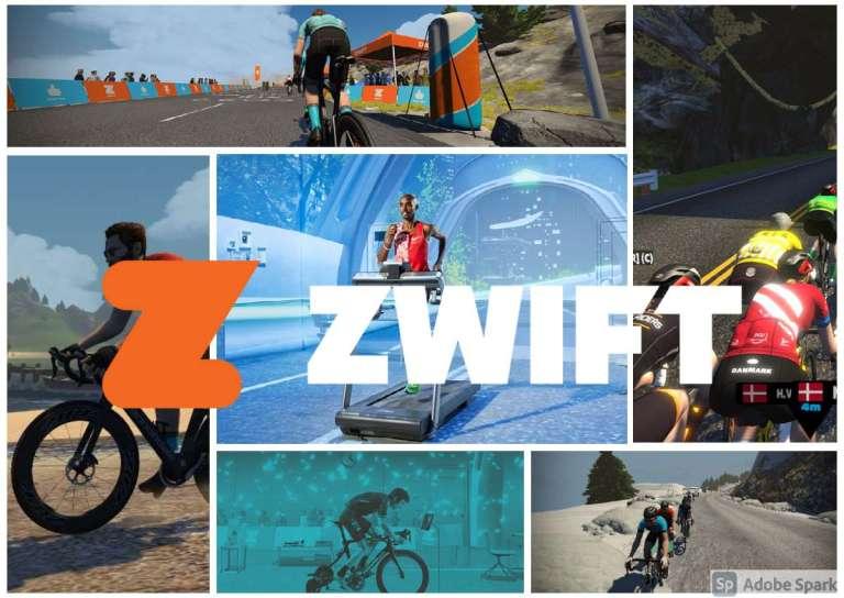 Zwift - interview Eric Minn