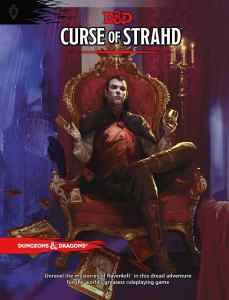 image of Curse of Strahd book cover