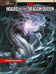 image of Hoard of the Dragon Queen book cover
