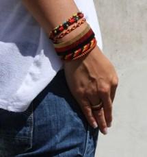 Fan-Armband