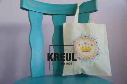 Glitzertasche für kleine Prinzessinnen
