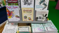Buchimpressionen von der Creativeworld