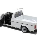 Volkswagen Caddy Mk1 White 1982