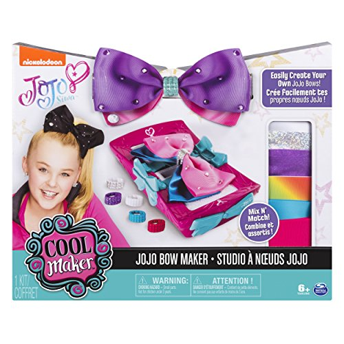 Cool Maker JOJO SIWA Bow Maker Hobby Leisure Mall