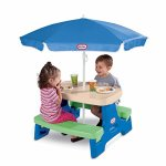 Little-Tikes-Easy-Store-Jr-Picnic-Table-with-Umbrella-0