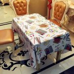 1-Piece-Cartoon-Pencil-Tablecloth-ChildrensTable-Cloth-for-Rectangle-Table-Childrens-Party-Table-Cover-0