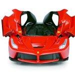 114-Scale-Ferrari-La-Ferrari-LaFerrari-Radio-Remote-Control-Model-Car-RC-RTR-Open-Doors-Yellow-by-FMTStore-0-0