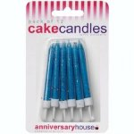 12-Blue-Glitter-Cake-Candles-Holders-by-Cake-Supplies-0