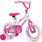 12-Inch-Huffy-Sea-Star-Kids-Bike-for-Girls-Pink-with-Training-Wheels-0-0