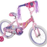 16-Disney-Princess-Girls-Bike-by-Huffy-Ages-4-6-Rider-Height-42-48-0