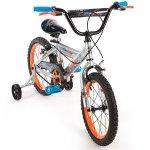 16-inch-Huffy-Cyborg-Boys-Bike-OrangeBlue-Ideal-for-Ages-4-6-0-1