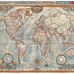 4000-Piece-Puzzle-The-World-Map-0
