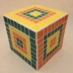 8x8x8-8cm-White-Twisty-Speed-Cube-Puzzle-0-0