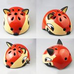 ADSRO-Multi-Sports-Safety-Helmet-3D-Cute-Animals-Design-Cartoon-Adjustable-Bicycle-Helmets-for-Kids-Boys-Girls-Children-Cycling-Skateboard-Bike-Skating-Climbing-Suitable-Ages-3-8-Years-Old-0-0