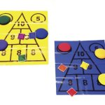 American-Educational-Products-Triangle-Mat-Throw-Game-Set-0