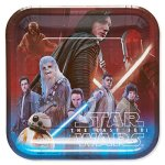 American-Greetings-Star-Wars-the-Last-Jedi-40-Count-Dinner-Square-Large-Party-Plates-0-0
