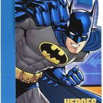 Amscan-Awesome-Batman-Birthday-Party-Postcard-Invitation-Kit-Pack-of-8-4-X-6-Paper-Childrens-Blue-4-14-X-6-14-0
