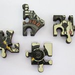 Artifact-Puzzles-Diego-Mazzeo-Mechanical-Griffin-Wooden-Jigsaw-Puzzle-0-2