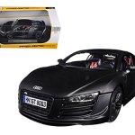 Audi-R8-GT-Matt-Black-118-by-Maisto-36190-0