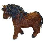 Aztec-Imports-Horse-Pinata-Brown-0
