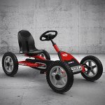 BERG-Toys-Case-IH-Buddy-TRAXX-Edition-Pedal-Go-Kart-with-Easier-to-Pedal-Functionality-0