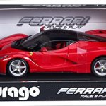 Bburago-124-Scale-Ferrari-Race-and-Play-LaFerrari-Diecast-Vehicle-Colors-May-Vary-0-2