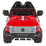 Best-Choice-Products-12V-Kids-Ride-On-Truck-Car-W-Remote-Control-2-Speeds-LED-Lights-MP3-AUX-Cord-Red-0-0