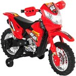 Best-Choice-Products-6V-Electric-Kids-Ride-On-Motorcycle-Dirt-Bike-W-Training-Wheels-Red-0