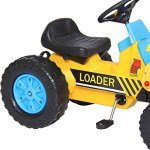 Best-Choice-Products-Kids-Pedal-Ride-On-Excavator-Front-Loader-Truck-0-2