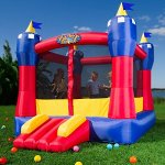 Blast-Zone-Magic-Castle-Inflatable-Bouncer-0-0